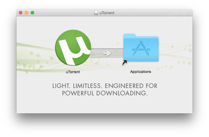 utorrent yosemite os x mac