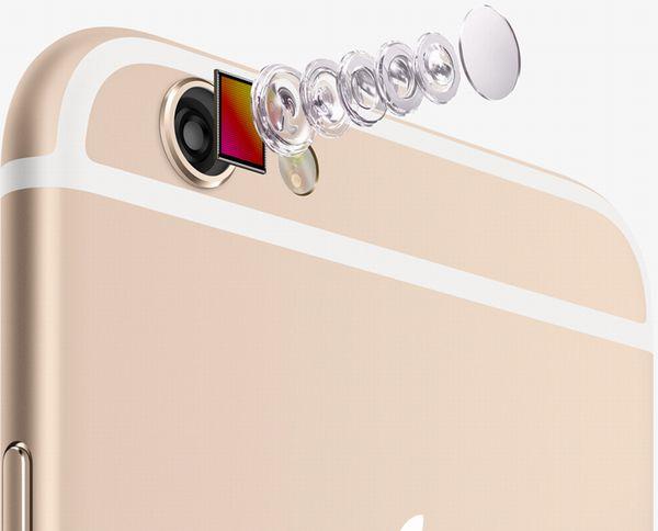 iPhone 6 vs iPhone 6 Plus stabilisation optique
