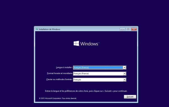 Installer Windows sur un MacBook