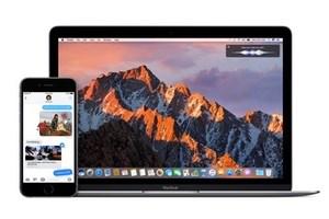 macOS Sierra ios 10 configurations compatibles