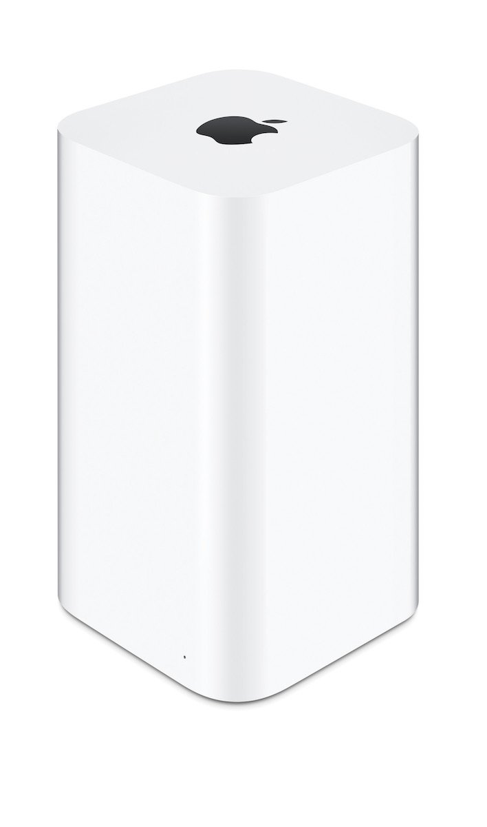 Apple Airport Extreme : tour d'horizon et configuration