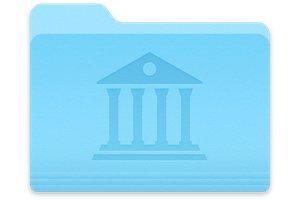 Afficher le dossier Bibliotheque sur macOS Sierra