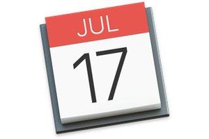 Ajouter les jours feries sur le calendrier Mac