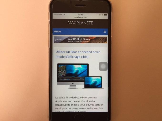 bouton home en panne sur iphone ipad bouton accueil virtuel