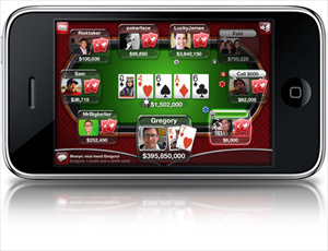 Poker iPhone