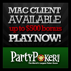 Party Poker Mac Software