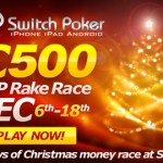 Switch-Mobile-Poker-Xmas-Rake-Race