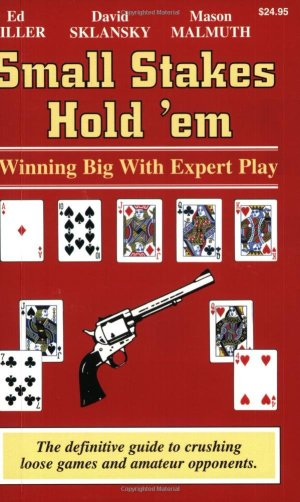 Small Stakes Hold'em – Winning big with expert play