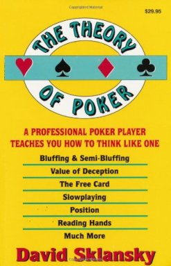 theory of poker front