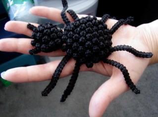 macrrame spider