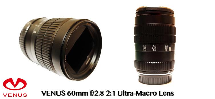 Venus 2:1 Macro Lens