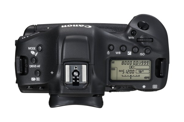 EOS-1D X Mark II BODY TOP