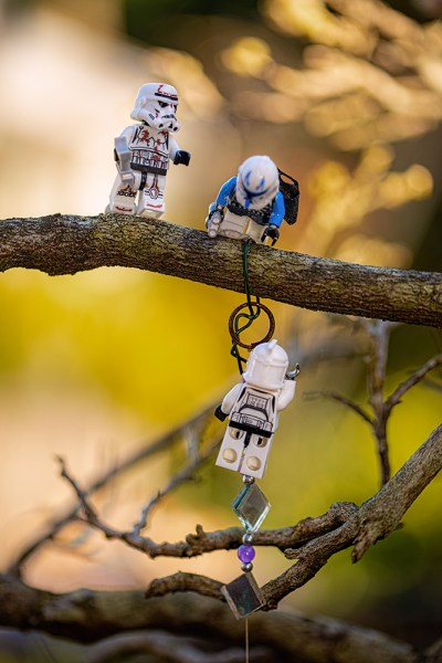 Stormtroopers Climbing Party