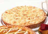Tarta brisse de manzana