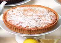 Tarta cítrica