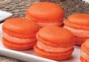 Macarrón de naranja