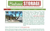 Madrone-Storage