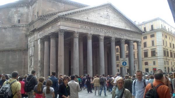Les Cités du Soleil - Escale à Rome (5/6)