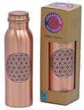 Bottiglia in Rame - Fiore della Vita