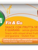 Energy Snack Fit & Go - Barretta con Frutta Secca e Guaranà