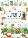 Lunario delle Semine e dei Lavori 2020