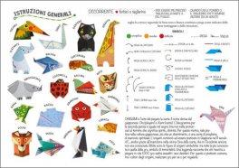 Origami Larte Giapponese Di Piegare La Carta Libro
