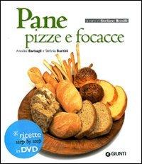 Pane Pizze e Focacce + DVD
