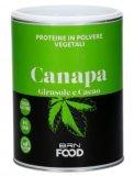 Proteine Vegetali in Polvere di Canapa e Girasole al Cacao, Bio-Raw e Senza Glutine