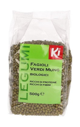 Soia Verde Biologica
