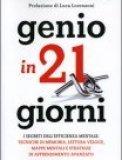 Genio in 21 Giorni - Libro