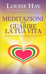 Meditazioni per Guarire la tua Vita + CD