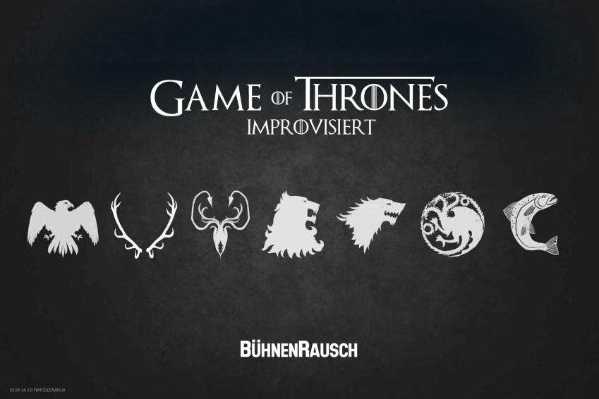 Game of Thrones improvisiert im BühnenRausch