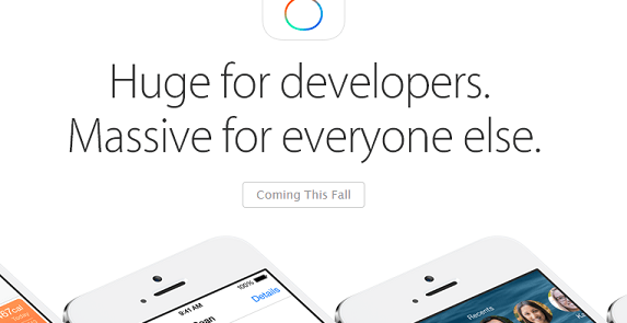 iOS8 SDK for developers