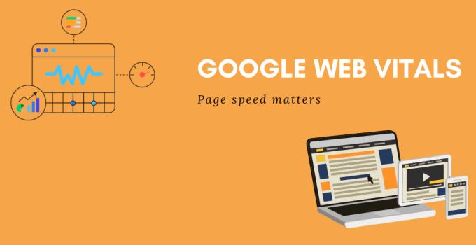 Google Web Vitals