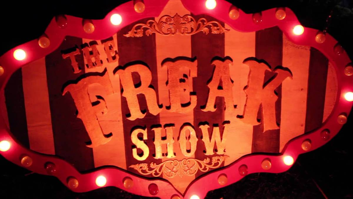 The Freak Show – 08/31/18