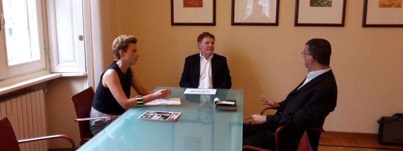 L'intervista di Angelo Scarioni e Rossella Vignoletti su TuttoIntermediari.it