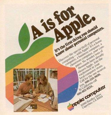 1977aisforapple
