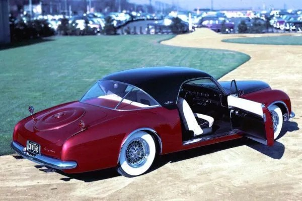 1951 Chrysler K-310 Coupe