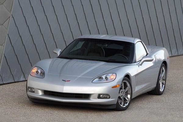 2009 Chevrolet Corvette Coupe