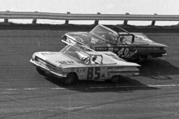 Bob Welborn 1960 Chevrolet 49 Daytona
