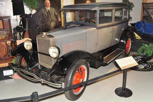 1927 Erskine Sedan