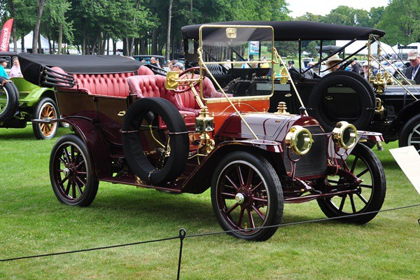 1910 Cadillac Model 30 Touring James and Margaret Brophy