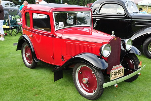 1932 American Austin Series 275 Coupe William Dreist