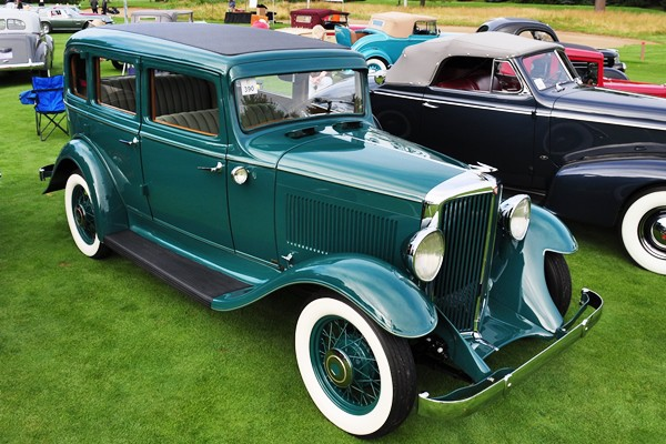1932 Essex Pacemaker Sedan Charles Westergaard