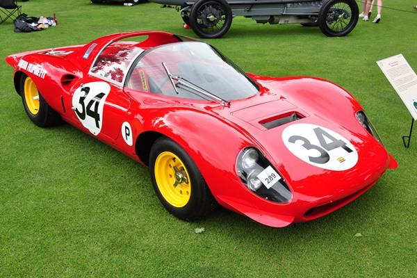1967 Ferrari Dino 206 Drogo Peter Klutt Collection