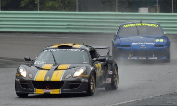 Elivan Goulart Lotus Exige Super Touring Under
