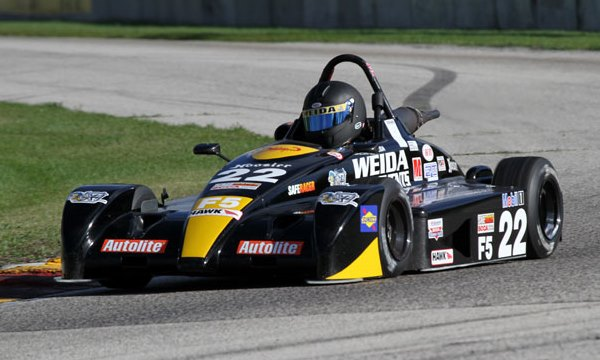 James Weida Formula 500 Scorpion S1 Rotax
