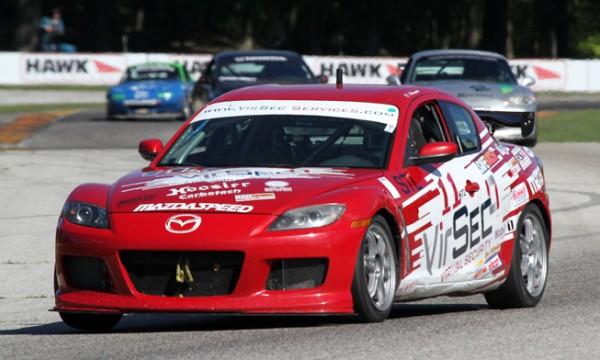Robb Huffmaster Super Touing Lite Mazda RX-8