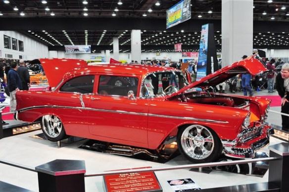 1956 Chevrolet 210 Dan Duffy Marietta GA