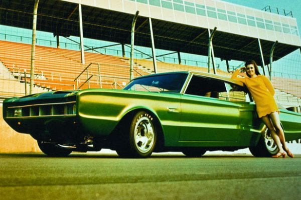 1970 Jan Bergel Electro Charger 1966 Dodge Charger